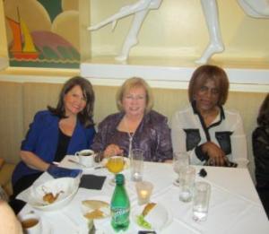 Margo, Linda, and Arlene