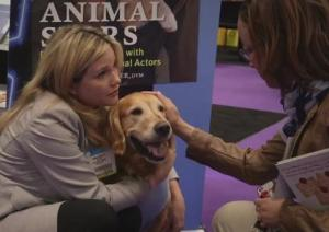 Robin Ganzert, PhD – author of Animal Stars: Behind the Scenes with Your Favorite Animal Actors