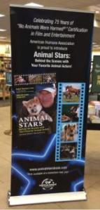 Animal Stars: Behind the Scenes with Your Favorite Animal Actors by Robin Ganzert, PhD