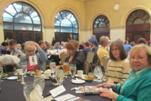 Heartland  Forum's Moveable Feast Luncheon